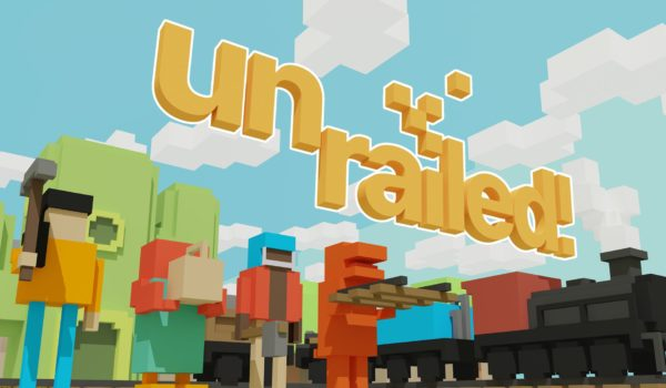 Análisis: Unrailed!