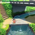 El nuevo videojuego de Shin-Chan