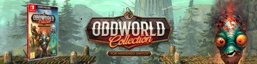 Oddworld Collection