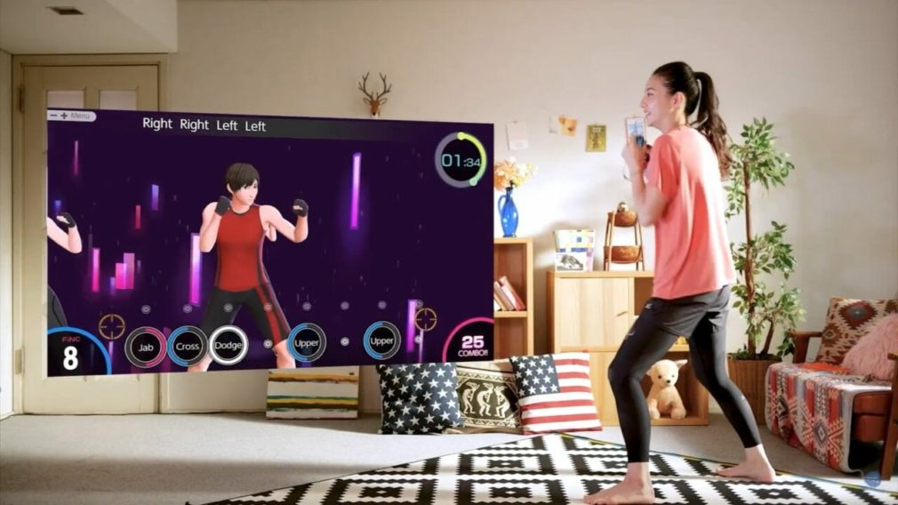 Knockout: Home Fitness
