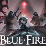 La peculiar aventura Blue Fire llegará en formato físico