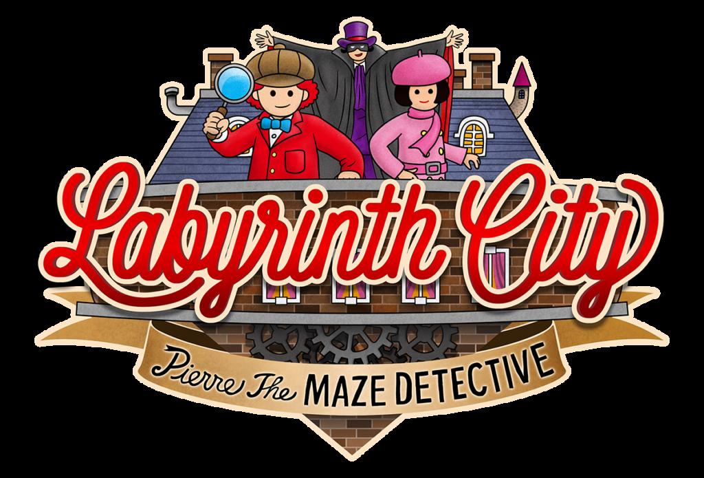 portada labyrinth city