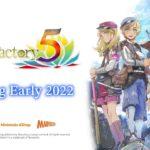 Rune Factory 5 llegará a principios de 2022 a Switch en formato físico