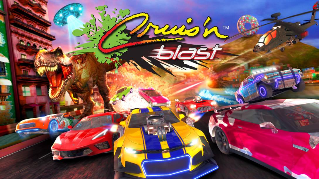 Cruisn' Blast