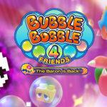 Bubble Bobble 4 Friends se lanzará en PC este verano como Bubble Bobble 4 Friends: The Baron's Workshop