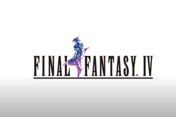 Final Fantasy IV Remaster