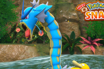 New Pokémon Snap río rebos