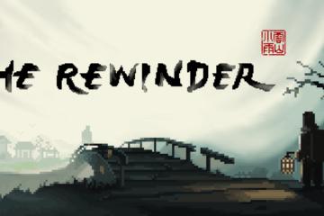 the rewinder portada
