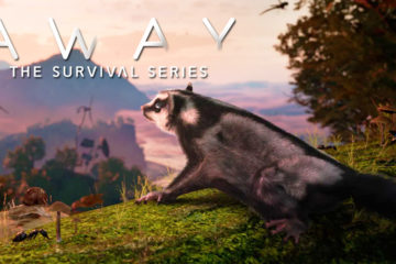 Away The Survival Series ya disponible