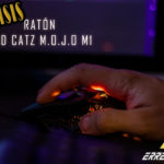 Análisis Ratón Mad Catz M.O.J.O M1