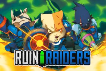 ruin raiders portada
