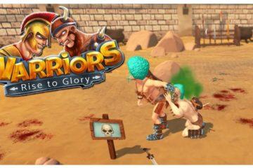 Warriors: Riste to Glory